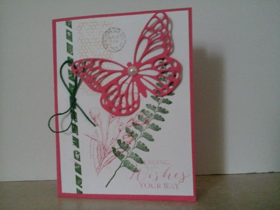 Butterfly Notecard