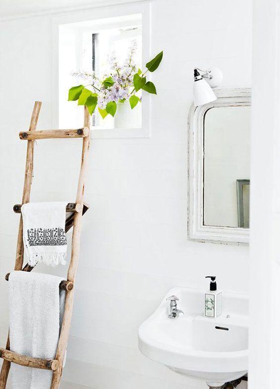 Minimalistas, rústicos e modernos: estes 25 quartos, cozinhas, salas, banheiros e home offices têm inspiração escandinava.: