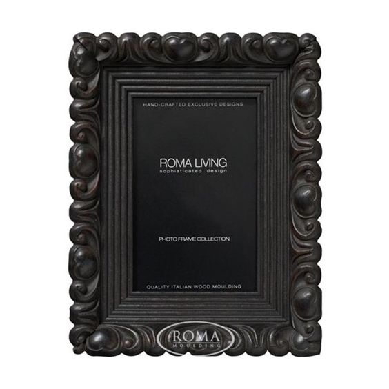 Roma Moulding - Vintage 1 3/4 inch Frame - Classic Colorant Urban... ($138) ❤ liked on Polyvore