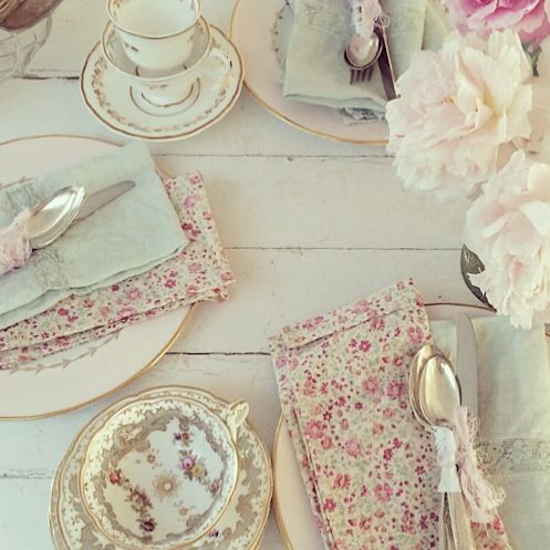 Rachel Ashwell Shabby Chic Couture Tabletop