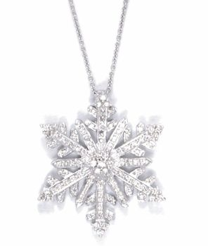 REASON TO GET THIS: I want this snowflake as a symbolic everyday statement jewellery. A snowflake represents my purity and innocence, gentle spirit and individuality.