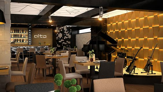 ALTO club by REDO vision, Gabrovo – Bulgaria » Retail Design Blog