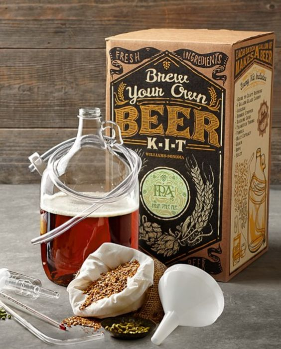 IPA beer-making kit