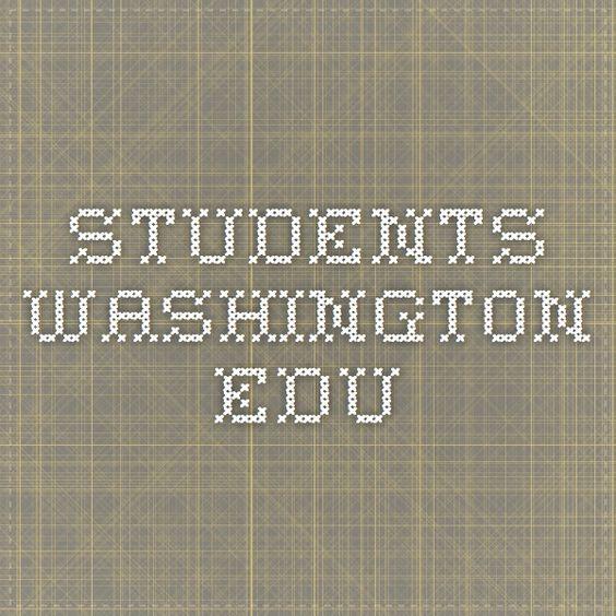 students.washington.edu