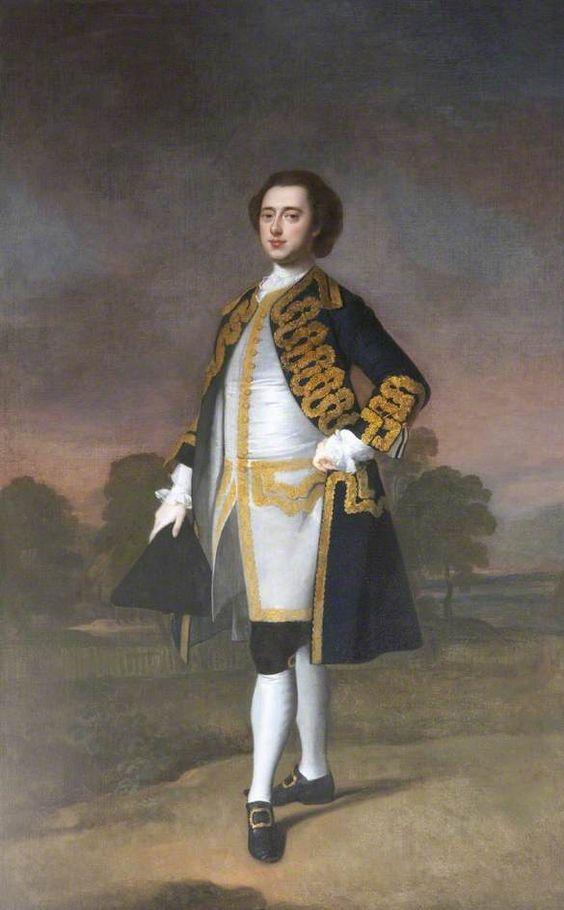 John Tuckfield, Esq., MP for Exeter (1745–1776):