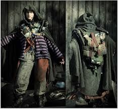 Image result for POST APOCALYPSE COSTUMES