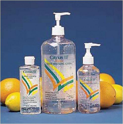 Citrus Ii Instant Hand Sanitizing Lotion 4 Oz Bottle Hand
