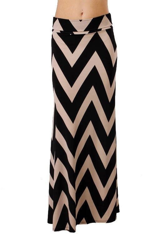 Details about JR BLACK TAN GOLD CHEVRON STRIPE ZIG ZAG SILKY ...