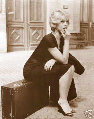 film 1959 - La femme et le pantin - brigitte bardot