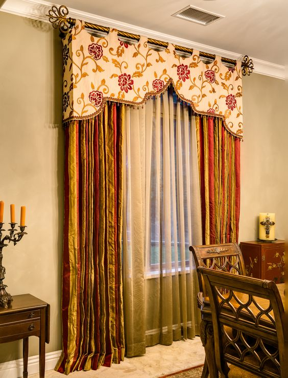 Insanely Cute Curtains Decor