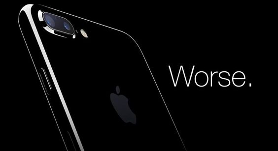 Parody Apple Ad For The iPhone 7 Hits The Nail On The Head