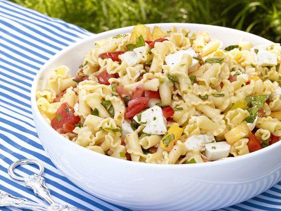 Pasta Caprese from FoodNetwork.com