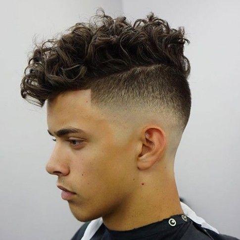 Curly Hairstyle Names For Guys Gaya Rambut Pria Gaya Rambut Rambut Pria