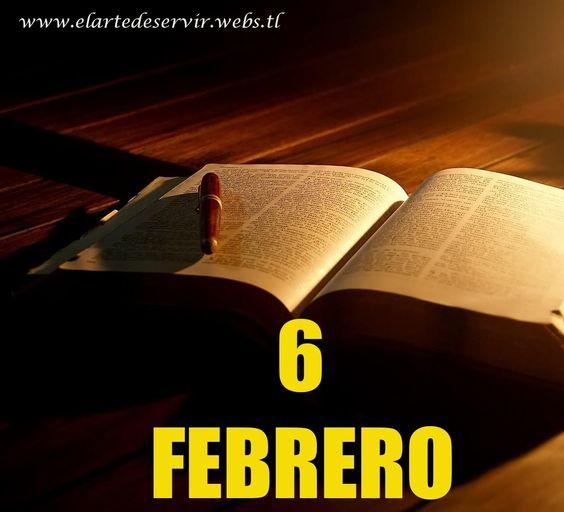 Lectura de la Biblia en un año (Febrero 6  Biblia en Audio)LECTURA DE LA BIBLIA EN UN AÑO  NUEVA VERSIÓN INTERNACIONAL