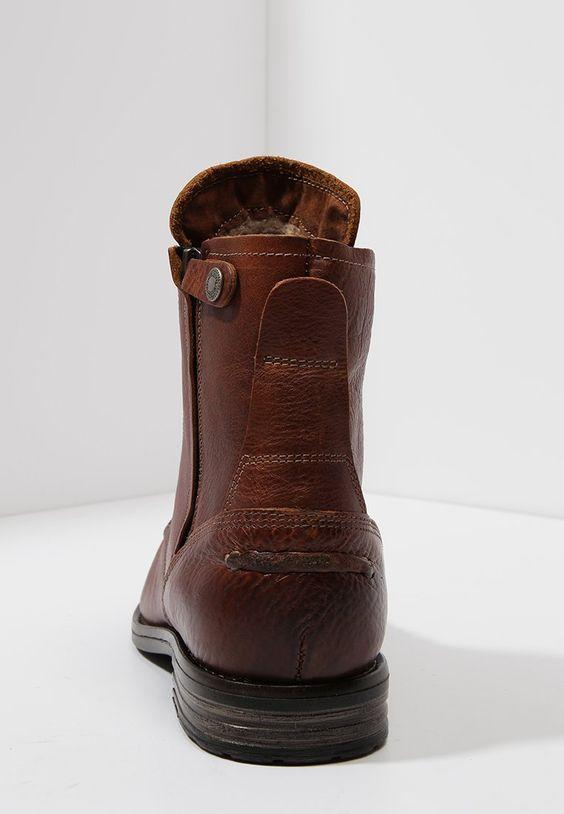 Pedir Sneaky Steve KINGDOM - Botines con cordones - cognac por 152,95 € (4/02/16) en Zalando.es, con gastos de envío gratuitos.