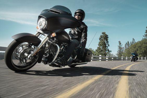 Touring Street Glide Special 2016 | Harley-Davidson Deutschland
