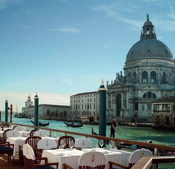 Restaurante The Gritti Palace - Veneza, Itália