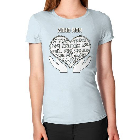 ADHD MOM Women's T-Shirt