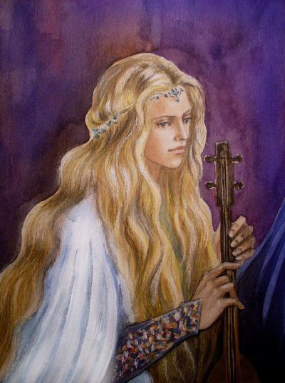 "Idril. Idril Celebrindal (""silver-foot"") was the only child of Turgon, whose wife Elenwë died at the Helcaraxë. She was the wife of Tuor, and the mother of Eärendil the Mariner, who later sailed to Valinor and brought about the War of Wrath in which Morgoth was finally defeated. Together with Orodreth's daughter Finduilas and Curufin's son Celebrimbor, she was one of the three Noldor in the third generation to come into exile.:"