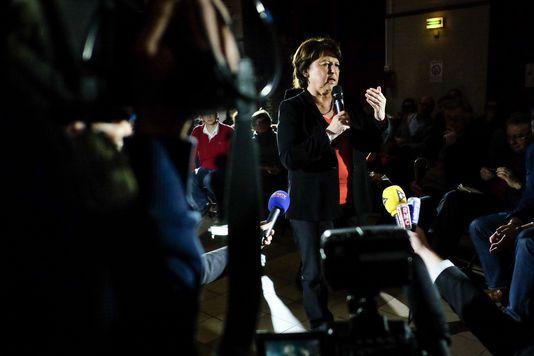 Martine Aubry se convertit à une primaire à gauche