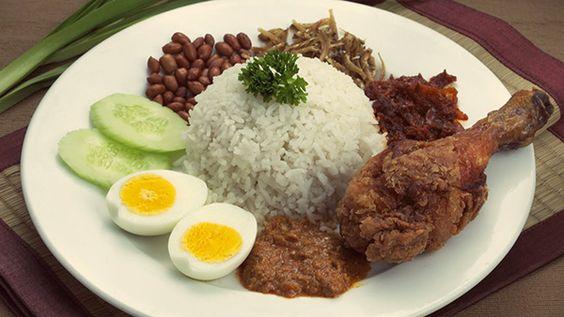 Nasi Nemak của Indo