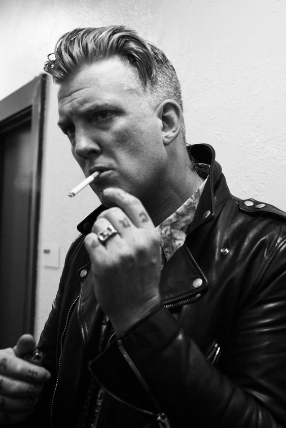 Josh homme hedi slimane and diaries on pinterest for Josh homme tattoos