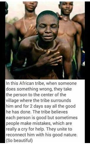 Beautiful African Tribe