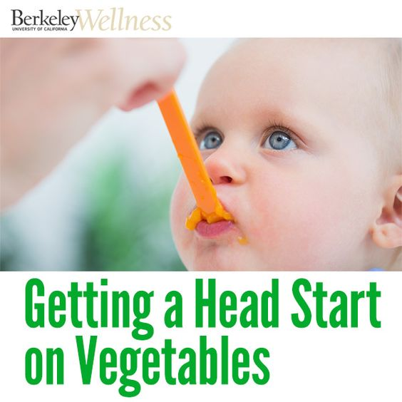 A growing body of evidence suggests that introducing infants to vegetables in milk and rice can help them eat more veggies later on. http://www.berkeleywellness.com/healthy-eating/food/nutrition/article/vegetables-power-pur%C3%A9e/?ap=2012 #food #nutrition #baby #parenting @PHANews