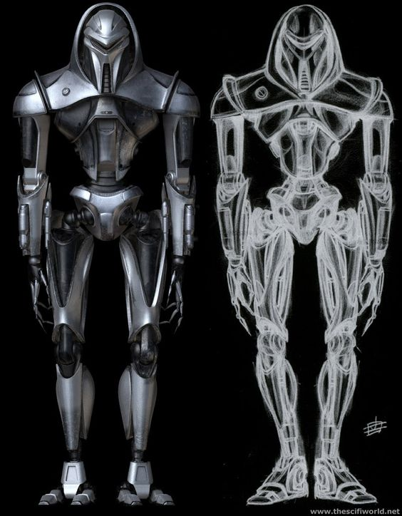 Eric Chu interview - Battlestar Galactica designer