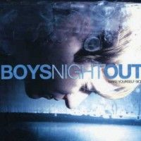 Boys Night Out - Make Yourself Sick LP