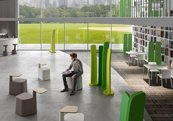 Organiseer de bibliotheek met het nieuwe gamma van PLUST