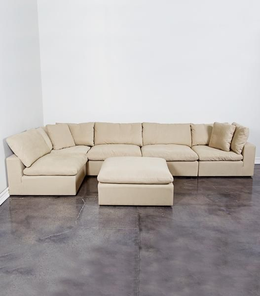 Feather Sectional Sectional Best Sofa Attached Seating