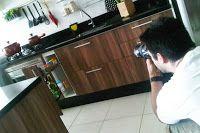 Meu doce lar!: Nossa Cozinha na Revista Minha Casa - making of!