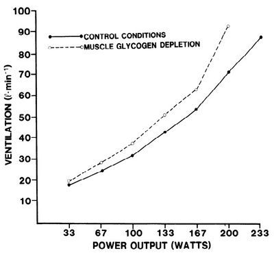 relationship between heart rate and intensity of exercise