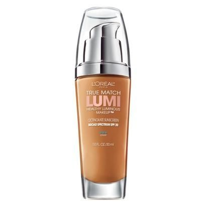paris true match lumi healthy luminous makeup