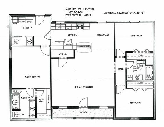 Wonderful Design of Square House Plans Large Square House Plans