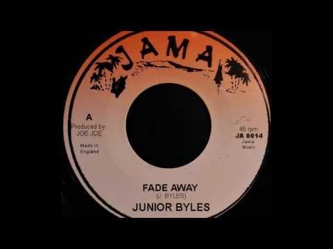 Junior Byles Fade Away 1976 Youtube Fade Away Calypso Music Love Songs