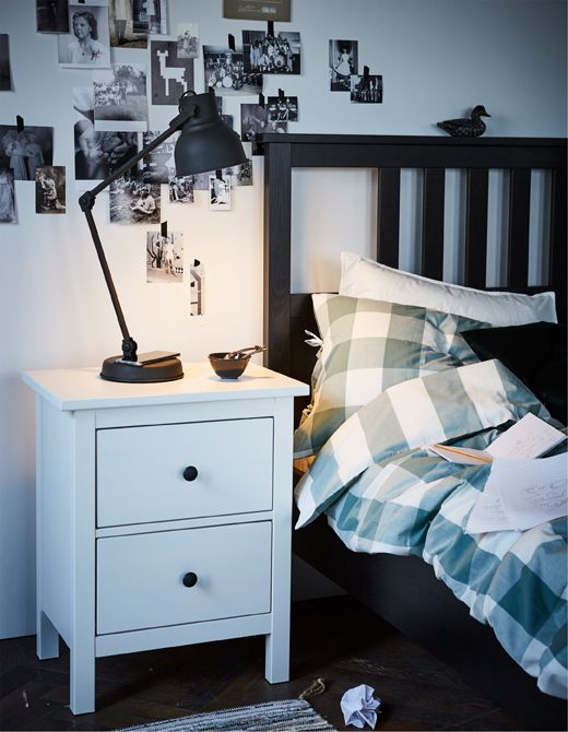 Ikea Schlafzimmer Schwarz Weiß