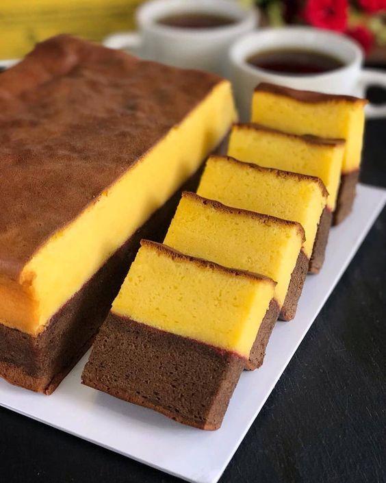 Lapis Mandarin Aneka Kue Kue Makanan