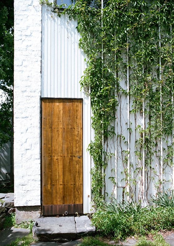 Alvar Aalto's Home Outdoor  Entryway | Helsinki, Finland