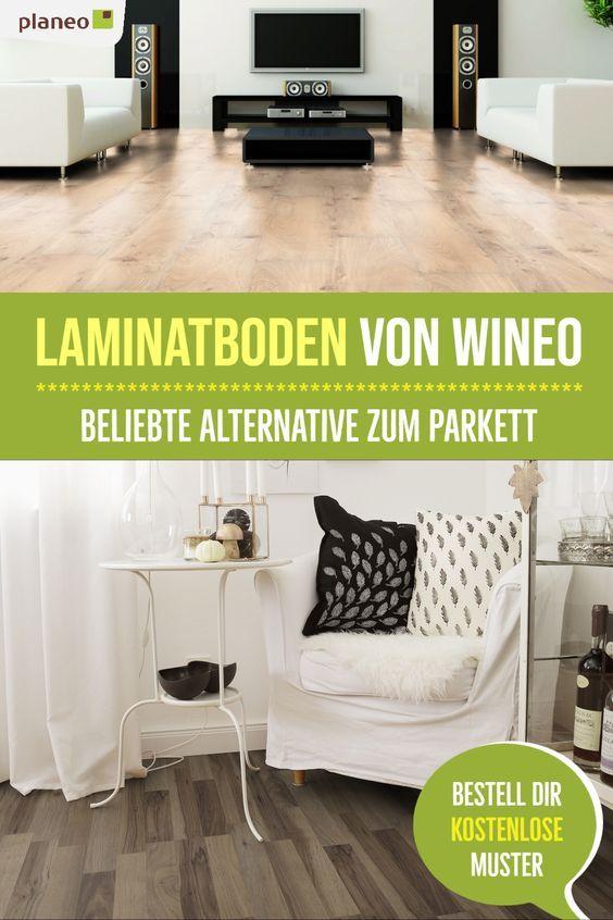 Laminat Laminatboden Von Wineo Made In Germany Boden Viele Ideen Und Leicht Zu Verlegen In 2020 Laminat Laminatboden Haus Deko