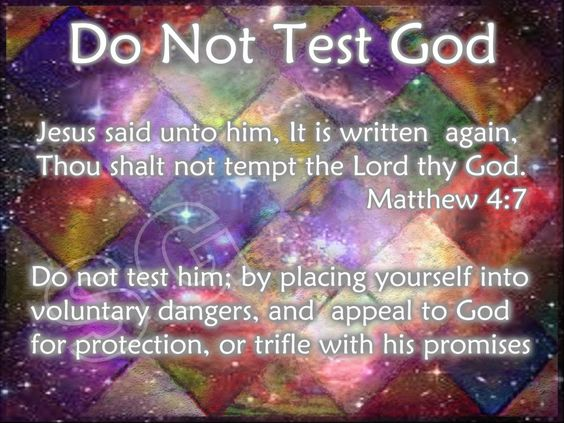 Image result for matthew 4:7