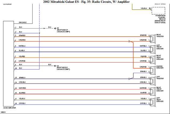 2009 Mitsubishi Galant Stereo Wiring Diagram Kur Tud Service De Mitsubishi Galant Mitsubishi Eclipse Mitsubishi