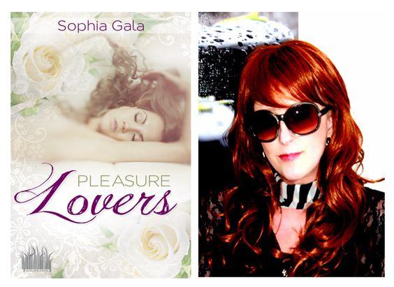 """Ein tolles Interview mit Sophia Gala ist auf Literatopia zu ihrer #Neuerscheinung """"Pleasure Lovers"""" erschienen... http://www.literatopia.de/index.php?option=com_content&view=article&id=21269%3Asophia-gala-19-11-2014&catid=48&Itemid=138"""