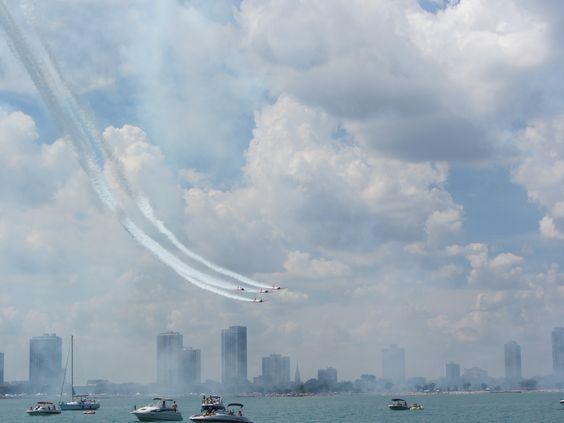 Chicago Air Show 2012
