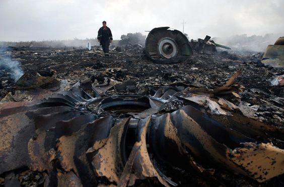 """Rusia Atribuye A Ucrania """"Toda La Responsabilidad"""" De La Tragedia Del Avión De Malaysia Airlines"""