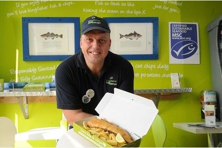 Plymouth fish and chip shop is the most sustainable in the world   Read more: http://www.plymouthherald.co.uk/Plymouth-fish-chip-shop-sustainable-world/story-27559789-detail/story.html#ixzz3iRE0YHIZ  Follow us: @heraldnewslive on Twitter | theplymouthherald on Facebook