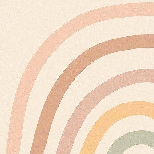 Pin By B R I T T On Inspo Art Aesthetic Wallpapers Rainbow Background Boho rainbow desktop wallpaper