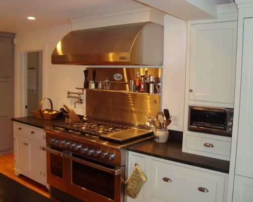 Commercial Oven With Built In Toaster Oven Nearby Kitchen Oven Oven Design Kitchen