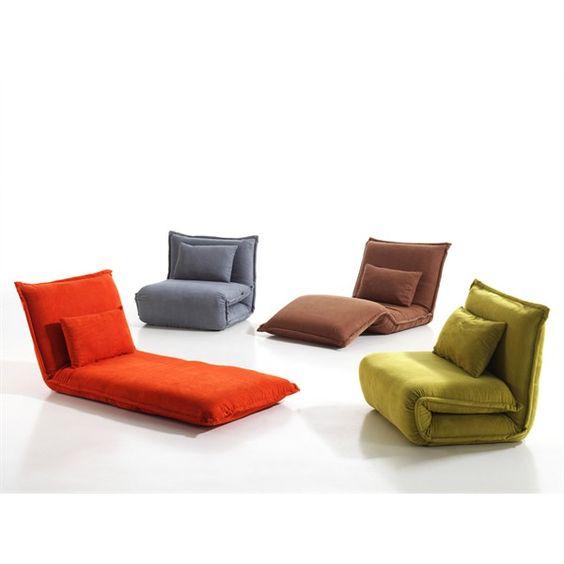 Sofa-Bed Slaapstoel Clic-Clac Vizit